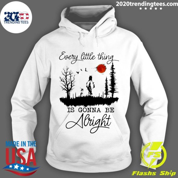 Every Little Thing Is Gonna Be Alright HorseShirt