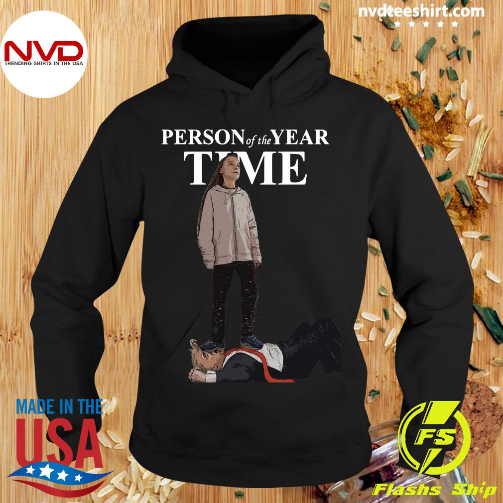 Person Of The Year Time Greta Thunberg And Donald TrumpShirt