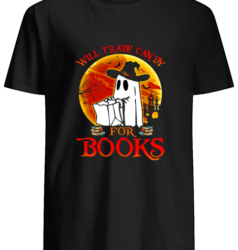 Will trade candy for books Shirt