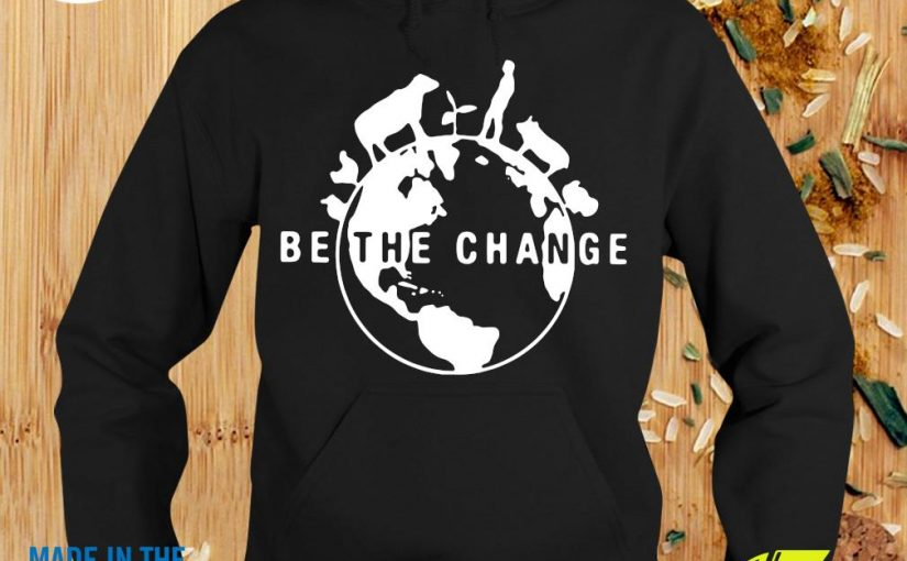 Official Be The Change 2020Shirt